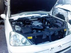 Решетка под дворники. Toyota Celsior, UCF31 Lexus LS430 Двигатель 3UZFE