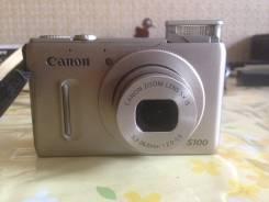 Canon PowerShot S100. 10 - 14.9 Мп, зум: 5х