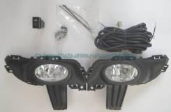 Фара противотуманная. Mazda Mazda3, BK Двигатели: MZCDY601, MZRL3VE, MZRLF17, MZRZ6, MZRZJVE