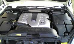 Дефлектор радиатора. Toyota Celsior, UCF31 Lexus LS430 Двигатель 3UZFE