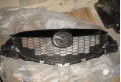 Решетка бамперная. Mazda CX-5