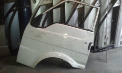 Дверь боковая. Mazda Bongo, SK22M