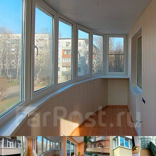 Остекление балконов мастер окна остекление балконов в красногорске цены