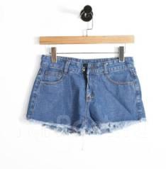 Шорты джинсовые. 44