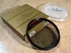 Светофильтр поляризационный Vitacon C-PL 82mm Япония. диаметр 82 мм