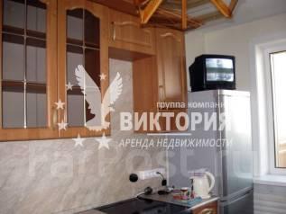 1-комнатная, улица Адмирала Кузнецова 49. 64, 71 микрорайоны, агентство, 38,0кв.м. Кухня