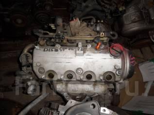 Двигатель в сборе. Honda Civic, EU1 Двигатели: D15B, D15B1, D15B2, D15B3, D15B4, D15B5, D15B7, D15B8