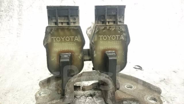 Катушка зажигания. Toyota: Toyoace, Tacoma, Corsa, Sprinter, Hilux, Starlet, Dyna, Corolla II, 4Runner, Coaster, Raum, Corolla, Cynos, Land Cruiser Pr...
