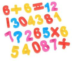 Кассы-веера математические знаки.
