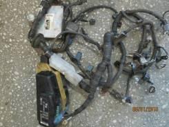 Проводка двс. Toyota Raum Двигатель 5EFE