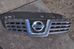 Решетка радиатора. Nissan Qashqai, J10E, J10