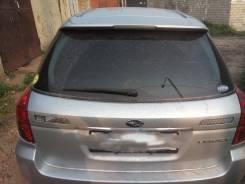Бампер. Subaru Legacy, BP5 Двигатели: EJ20X, EJ20, EJ203, EJ204