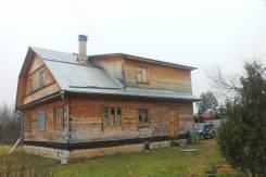 Дача на территории села близ реки и ж/д станции на Москву. От частного лица (собственник)