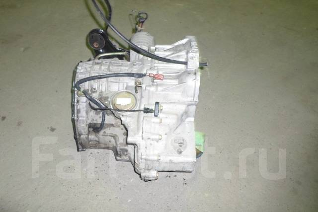 АКПП. Nissan Cube, AZ10 Двигатель CGA3DE