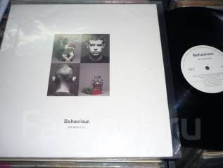 ПЕТ ШОП БОЙЗ / PET SHOP BOYS - Behaviour - UK LP 1990