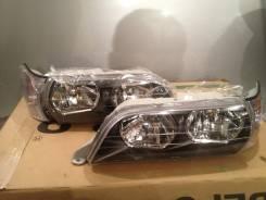 Фара. Toyota Chaser, GX100, SX100, LX100, JZX100