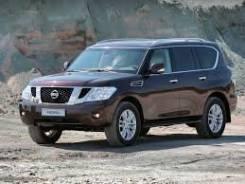 Nissan Patrol. Y62