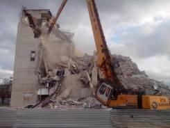 Демонтаж: Зданий, фундаментов, перегородок !