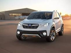 Крыло. Subaru: Leone, Justy, Outback, E12, Legacy, Impreza WRX, BRZ, Forester, Libero, Impreza, SVX, Tribeca. Под заказ