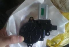 Мотор стеклоподъемника. Mazda Mazda3, BL Двигатель BLA2Y