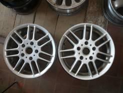BMW. 7.5x15, 5x120.00, ET35, ЦО 72,6мм.