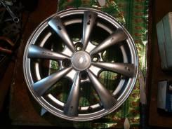 Радиус 14, один диск. 5.5x14, 4x100.00, ET43, ЦО 60,1мм.