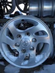 Toyota. 7.0x15, 6x139.70