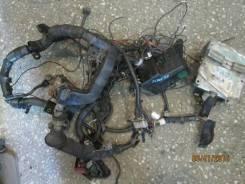 Проводка двс. Toyota RAV4, SXA16, SXA15 Двигатель 3SFE
