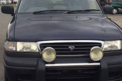 Mazda MPV. LVLR, WL