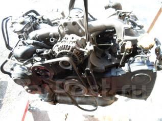 Двигатель в сборе. Subaru Forester, SF5, SG5, SH5, SHJ, SH9, SHM, SG, SH, SH9L Двигатели: EJ205, EJ20
