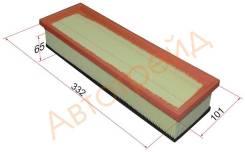 Фильтр воздушный CITROEN BERLINGO 96-08/C2 03-/C3 02-/PEUGEOT PARTNER 96-/1007 05-10/207 05- SAT ST-1444.EG