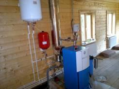 Монтаж систем Отопления, водаснабжения, канализации