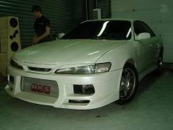 Накладка на фару. Toyota Carina ED