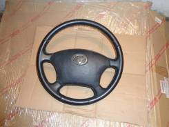 Руль. Toyota Land Cruiser Prado, TRJ125, RZJ120, KDJ125, GRJ120, TRJ120W, KDJ121, RZJ125, VZJ120, RZJ120W, KDJ120W, KDJ121W, VZJ121W, TRJ120, GRJ121...