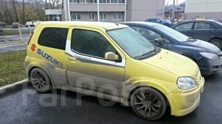 Бампер. Suzuki Swift, HT81S