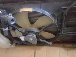 Вентилятор охлаждения радиатора. Mitsubishi Colt