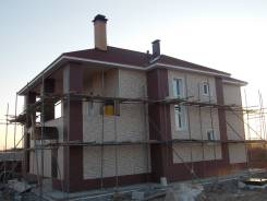 Строительство домов из теплоблока, пенобетонных , газобетонных блоков