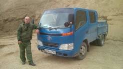 Toyota Dyna. Продам грузовик тойоту дюна двухкабинник, 3 660куб. см., 2 000кг., 4x2