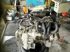 Шкив коленвала. Toyota Vitz, SCP10 Двигатель 1SZFE