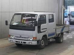 Двигатель в сборе. Nissan Atlas, AF22, AMF22, P2F23, P4F23, P8F23 Двигатель TD27