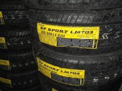 Dunlop SP Sport LM703. Летние, 2015 год, без износа, 4 шт