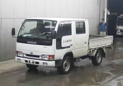 Nissan Atlas. P4F23, TD27