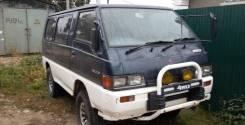 Mitsubishi Delica. 25, 4D56