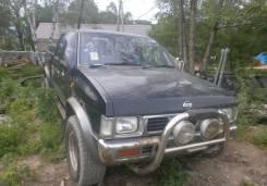 Nissan Datsun. 21, TD27T