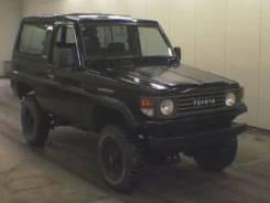 Toyota Land Cruiser. BJ74, 13BT