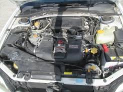 Патрубок турбины. Subaru Legacy Lancaster, BHE, BH9 Subaru Legacy, BH9, BHE, BH5