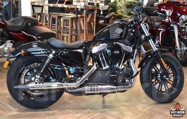 Harley-Davidson Sportster Forty-Eight XL1200X. 1 201 куб. см., исправен, птс, без пробега