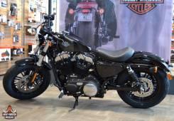 Harley-Davidson Sportster Forty-Eight. 1 201 куб. см., исправен, птс, без пробега