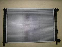 Радиатор охлаждения двигателя. Ford Fiesta Ford Fusion