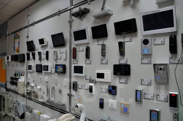 Системы контроля доступом.